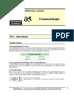 MLG 05 - Traumatologia