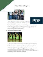Budaya Sulawesi Tengah ( TUGAS NOPAL )