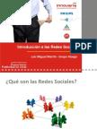 Aluego - Redes Sociales