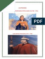 los proceres del Perú.docx