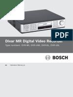 DivarMRSeriesManual.pdf