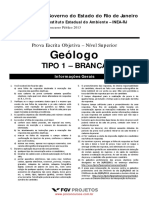 Geologo - Tipo 01