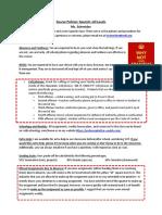 syllabus course policies 2018-2019
