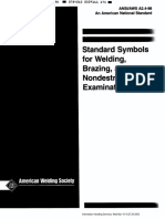 AWS A2.4-98 Standard Symbols for Welding, Brazing, and Nondestructive Examination.pdf