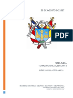 Fuel Cell Monografia