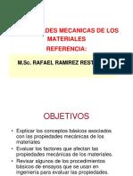 Propiedades Mecanicas REST