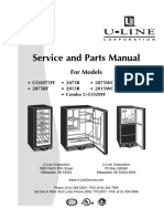 Uline Echelon Ice Machine Service Manual