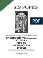 CRISIS POPES