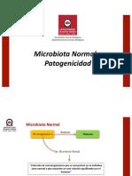 Clase 6 - Microbiota Normal y Patogenicidad