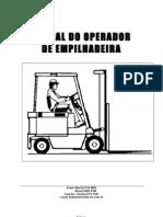 Segurança na Operação de Empilhadeiras