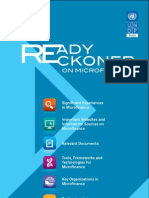 Ready Reckoner - Microfinance