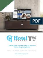 Hotel TV Company Brochure 2018-Min