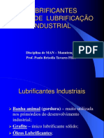 Lubrificacao