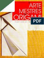 A Arte Dos Mestres de Origami