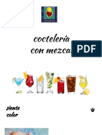 _recetas Cocteleria Con Mezcal