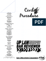 UP 2009 Remedial Law (Civil Procedure).pdf