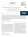 Effect of organizational culture on delay in construction.pdf