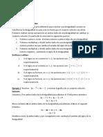 Tema 1 Desigualdades