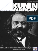 Bakunin1972 - Bakunin on Anarchy