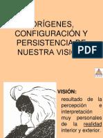3. Origen, Configuracion y Persistencia de Nuestra