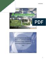 La Agroecologia 1era Clase