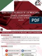 62% de los mexicanos está insatisfecho con su sueldo