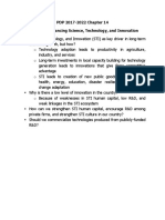 PDP Chapter 14 Discussion Points