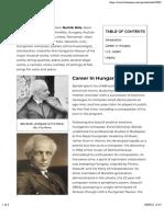 Béla Bartók -- Britannica Online Encyclopedia