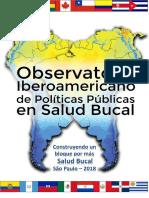Observatorio Iberoamericano de Politicas Publicas en Salud Bucal