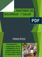 COMITÉS PARITARIOS ELECCION 2018.ppt