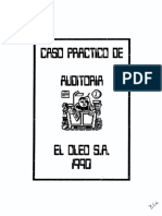 Caso El Oleo, S. A.