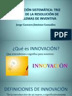 Innovación Sistematica Triz 2.1 Ok