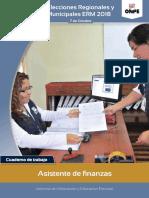 Cuaderno Del Asistente de Finanzas Baja