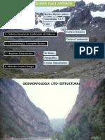 Tema 3. Geomorfologia Lito-estructural