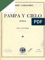 Caballero_pampa y Cielo
