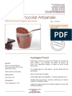 Verrine Mousse Chocolat Artisanale