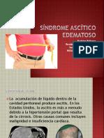 Síndrome Ascítico Edematoso Rodri.pptx