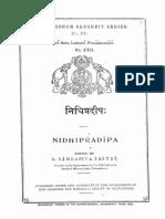 TSS-105_Nidhipradipa_of_Sidha_Srikanthasambhu_-_KS_Sastri_1930.pdf