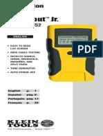 VDV526 052 Manual