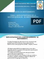 Tema 5 G7A - Ing. de Mantenimiento