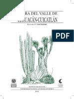Flora Del Valle de Tehuacan Mexico