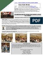 Cox News Volume 8 Issue 4
