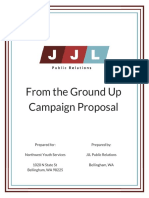 nwys from the ground up campaign proposal