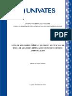Fabíola de SouzaCardoso - O uso de atividades práticas no ensino de ciências - na busca de melhores resultados no processo ensino-aprendizagem.pdf