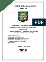 Trabajo N°2 PERU