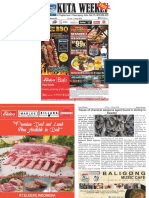 "Kuta Weekly - Edition 601 ""Bali's Premier Weekly Newspaper"""