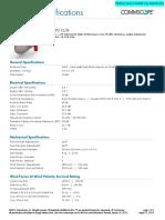 Antena Parabolica VHLP2 15GHz RPE Andrew 06