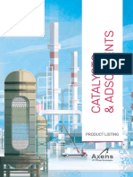 Axens Catalysts a Adsorbents Catalogue-English