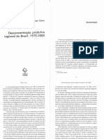 4.3. Wilson Cano - Desconcentração produtiva regional no Brasil, 1970-2005.pdf