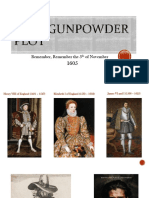 Gunpowder Plot